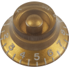 Knob - Top Hat, Embossed Numbers, Gibson Style image 5