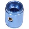 """Knob - Aluminum, Set Screw, Short Line, 0.495"""" Diameter image 2"""