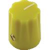 Knob - Scalloped Edge, Indicator Line, Set Screw image 6
