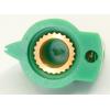 Knob - Chicken Head, mini, high-quality, brass insert, Set Screw image 11