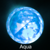 Pictured: Aqua