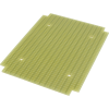 ProtoBoard - Fits 1590BB, 1 sided, 2-hole strips image 1