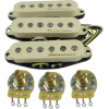 Pickup - Fender, Vintage Noiseless set for Stratocaster image 2