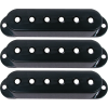 Pickup cover - single coil Stratocaster, 3 pieces image 1