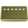 Pickup cover - Gibson®, Humbucker Neck, Gold image 1