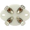 Socket - 4 Pin, Ceramic Plate image 3