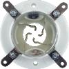 Socket - 4 Pin, Jumbo, Ceramic Bayonet image 2