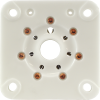 Socket - 7 Pin, Large, Ceramic Plate for 6C33C image 2