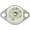 Socket - 7 Pin, Miniature, Ceramic with Mounting Ring image 3