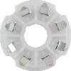 Socket - 8 Pin Octal, Ceramic PC Mount image 3