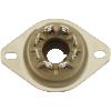 Socket - Belton, Micalex, 8 pin octal, MIP image 3