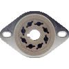 Socket - Belton, Micalex, 8 Pin, Octal PC Mount, Long Lead image 2