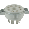 Socket - 8 Pin Octal, Ceramic image 1