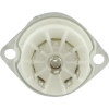 Socket - 9 Pin Miniature, Ceramic Base, Aluminum Shield image 3