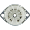 Socket - 9 Pin, Ceramic with Center Shield and Shield Base image 3