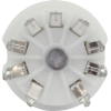 Socket - 9 Pin, Miniature, Ceramic PC, China image 3