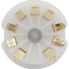 Socket - 9 Pin, Miniature, Ceramic PC, China image 6