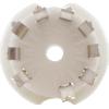 Socket - 9 Pin, Ceramic, PC Mount image 3