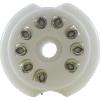 Socket - 9 Pin, Ceramic, PC Mount image 2