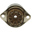 Socket - 9 pin, crimped with shield base, Micalex image 4
