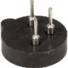 Transistor Socket - Mill Max, 3 Pin, Machine Pin, Through Hole  image 3