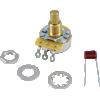 Potentiometer - Fender®, 500K, Audio, Solid Shaft image 1