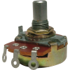 Potentiometer - Alpha, Audio, Solid Shaft image 1