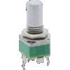 Potentiometer - Alpha, Audio, 9mm, Vertical, 11 Detents, 100K image 2