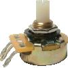 Potentiometer - CTS, Audio, Splined Nylon Shaft image 1