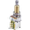 Potentiometer - 500kΩ, Linear, Knurled Long, DPDT, Push-Push image 1