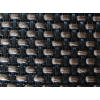 """Grill Cloth - Brown Basket, 34"""" Wide image 1"""