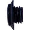 Bezel / Nut - Cliff, For S4, Combined Nut / Bezel, Black image 2