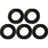 Washer - Flat Fiber image 2