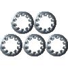 Washer - Internal Tooth Lock, Zinc image 2