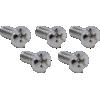 Screw - M3, Painted, Combination Head, Binding, 6mm image 7