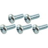 Screw - 10-32, Phillips, Pan Head, Machine, Zinc, fine thread image 1