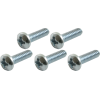 Screw - 6-32, Phillips, Pan Head, Machine, Zinc image 3