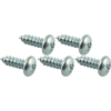Screw - #8, Phillips, Pan Head, Self-Tapping, Zinc image 1
