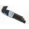 Hex Key Set - Allen®, Long Arm, 9 Piece, Metric image 1