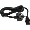 Cord - Power, for United Kingdom plugs, 8 feet image 1