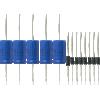 Cap Set - for Fender Deluxe Reverb AB763 (Black face) image 2