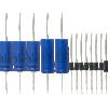 Cap set - for Fender Pro Reverb AA165 (Black face) image 2