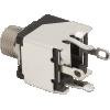 3.5mm Jack - Qingpu, Eurorack, Mono, Switched Tip, Snap-In, PC Mount image 2