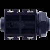"1/4"" Jack - Rean, horizontal, switched, solder lugs image 3"