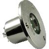 Jack - Switchcraft, premium XLR, 3-Pin, circular panel-mount image 2