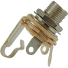 "Jack - Switchcraft, 1/4"", Mono 2-Conductor, shunt tip image 5"