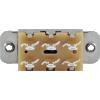 Switch - Switchcraft®, Slide, DPDT, Jazzmaster / Jaguar image 2