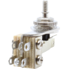 Switch - Switchcraft, Pickup Selector Toggle, 3-Way, right angle image 3