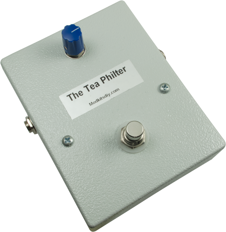 Effects pedal kit mod kits the tea philter t filter antique effects pedal kit mod kits the tea philter t filter image 1 solutioingenieria Choice Image