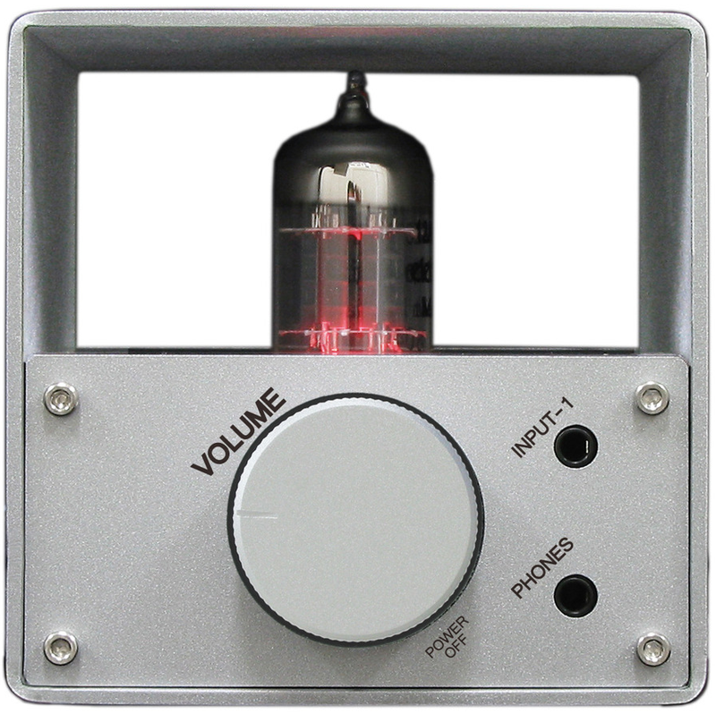 Hybrid Amp Desk Sized Amplifier